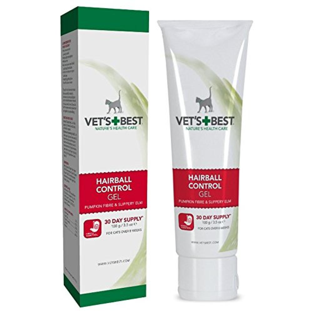 Vets Best Hairball Control Gel 100g