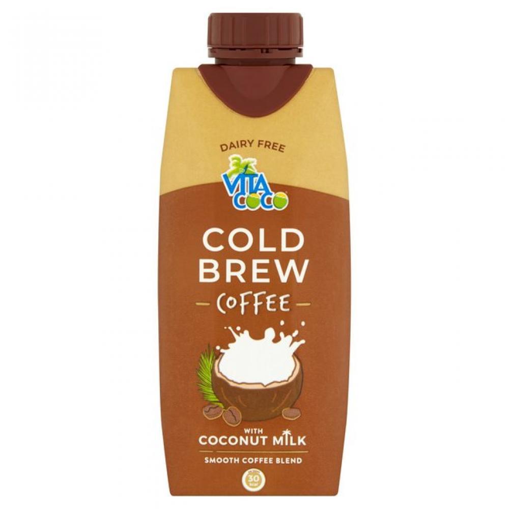 SALE  Vita coco Coconut Milk Cold Brew Coffee 330ml