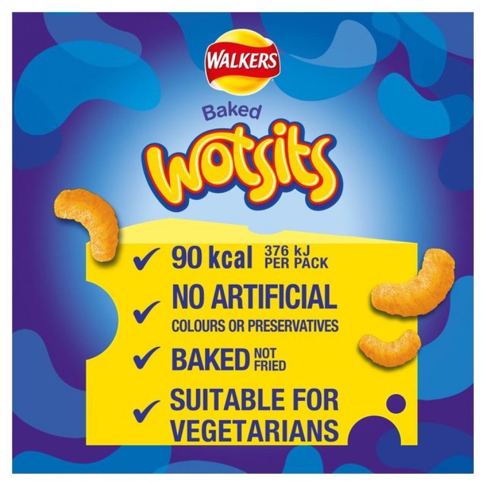 Walkers Wotsits Really Cheesy 16.5g