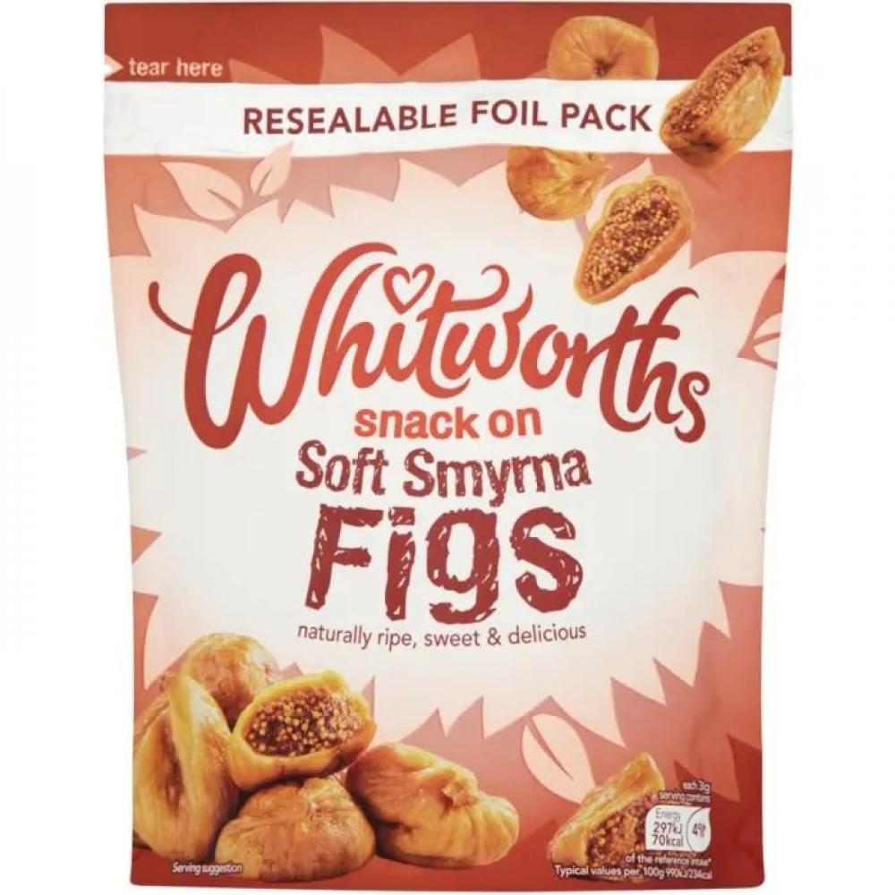Whitworths Soft Smyrna Figs 175g
