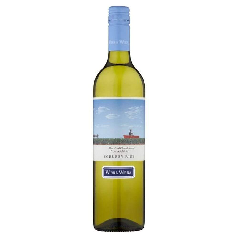 Wirra Wirra Scrubby Rise Unoaked Chardonnay 750 ml