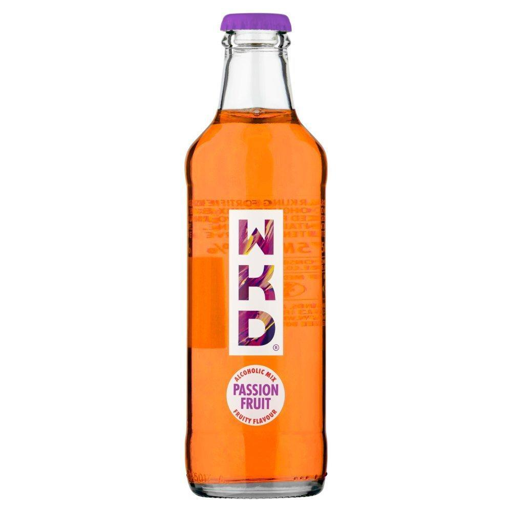 WKD Blush Passion Fruit Alcoholic Mix 275ml