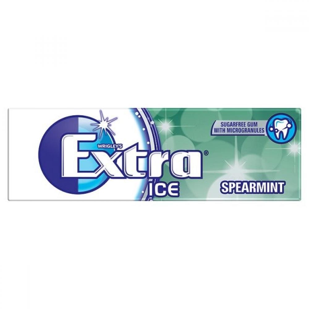 Wrigleys Extra Ice Spearmint Sugarfree Gum