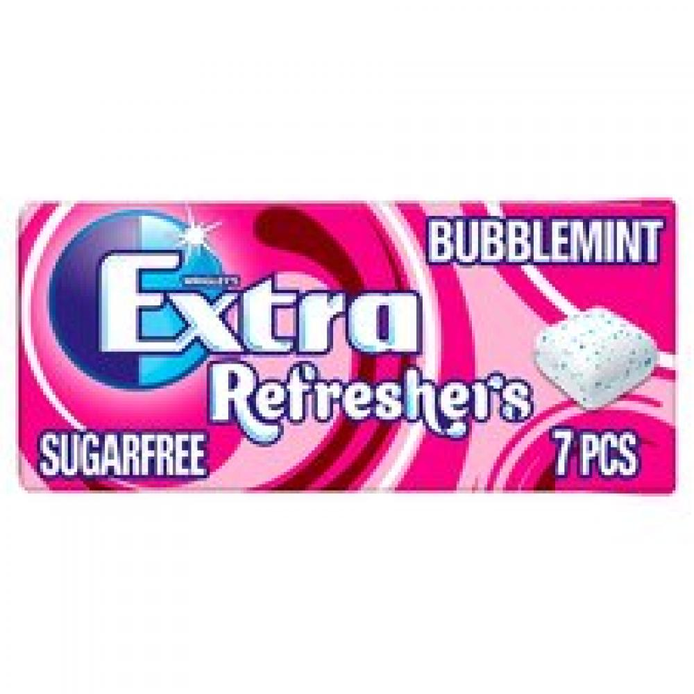 Wrigleys Extra Refreshers Bubblemint 15.6g