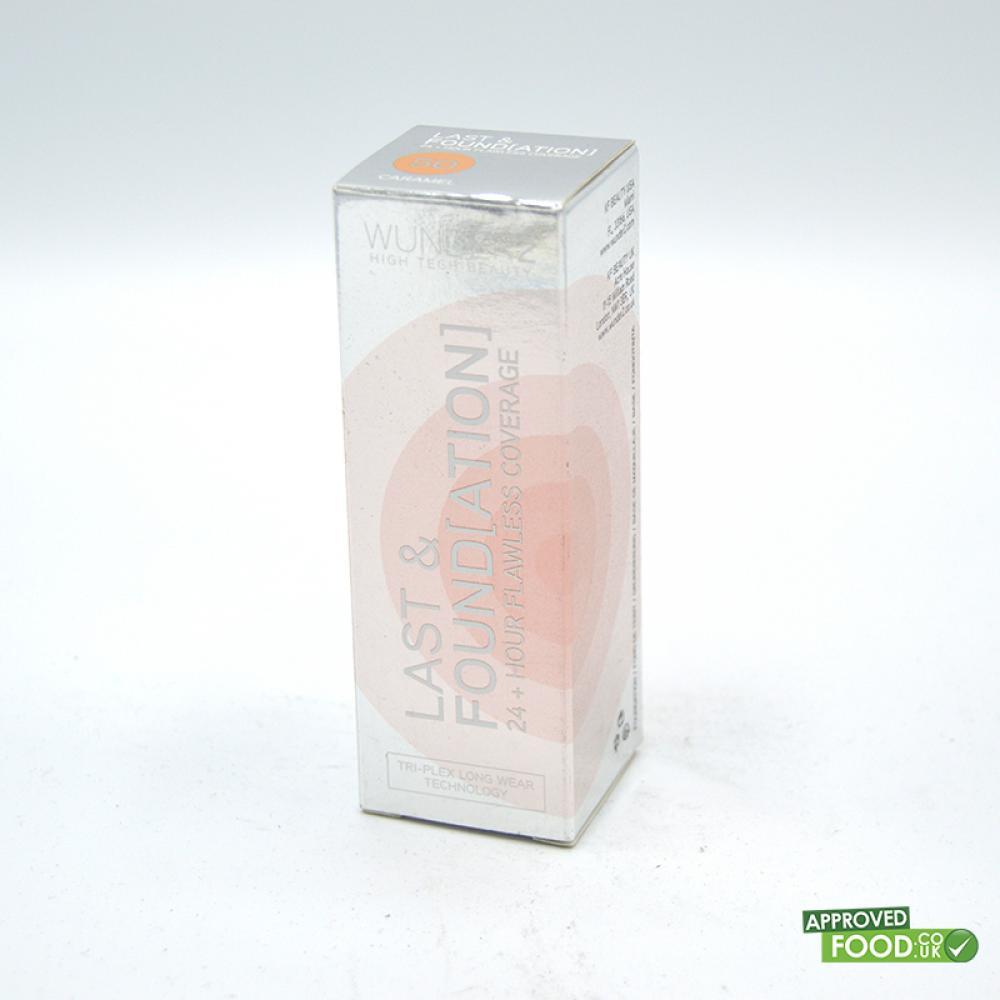 WUNDER2 Liquid Foundation 50 Caramel 30ml