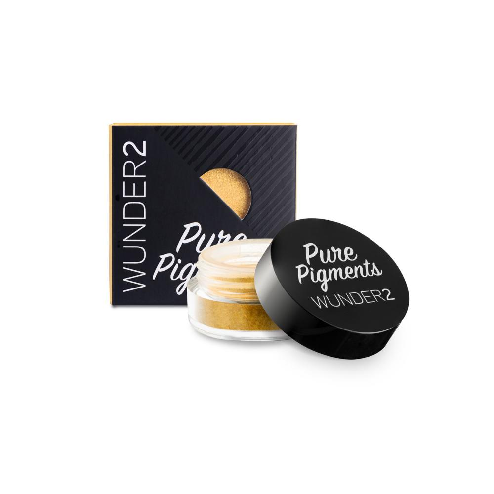 WUNDER2 Pure Pigments Sunkissed Gold 1.2g