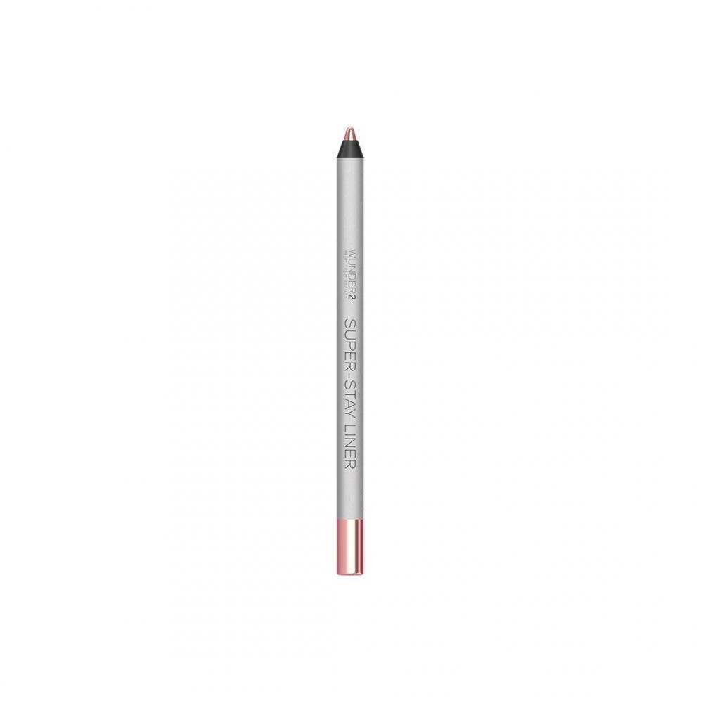 WUNDER2 Super Stay Liner Metallic Rose Gold 1.2g