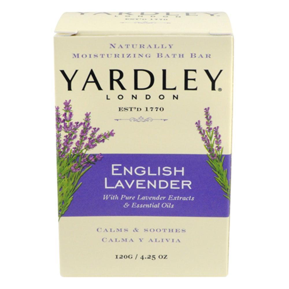 Yardley London English Lavender Soap Bar 120 g