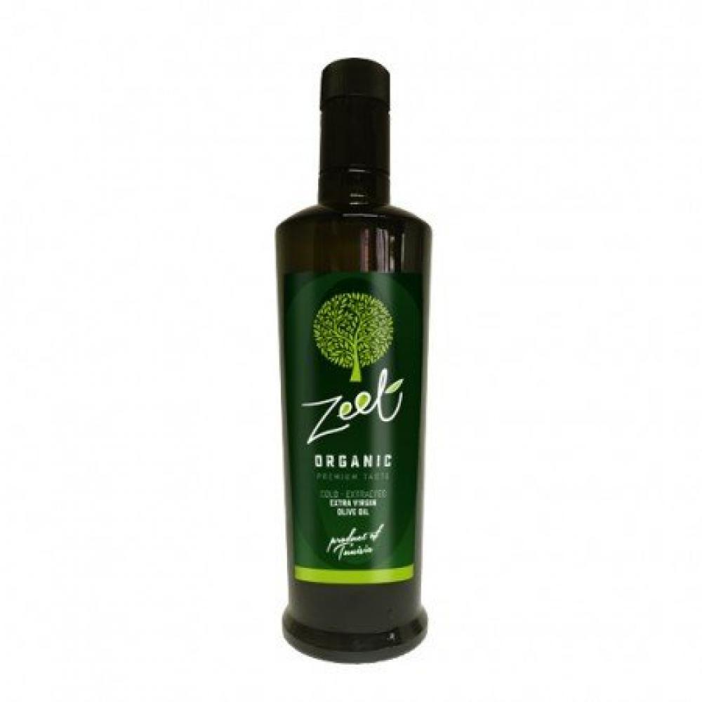 Zeet Organic Extra Virgin Olive Oil 500ml