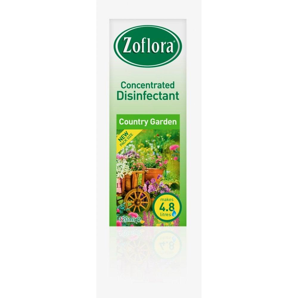 Zoflora Antibacterial Disinfectant Country Garden 120ml