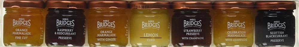 Mrs Bridges 7 Days of Preserves Gift 294g