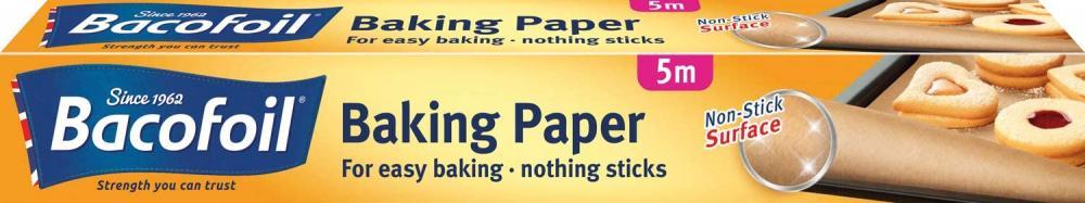 Bacofoil Baking Paper 5x30cm