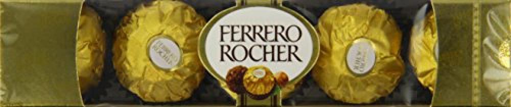 Ferrero Rocher 5-piece 62.5 g