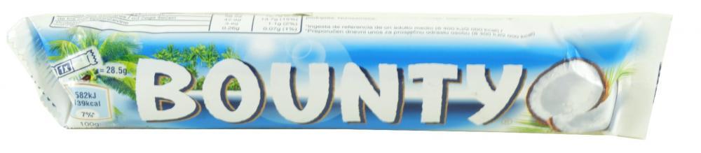 Bounty Twin Bar 57g