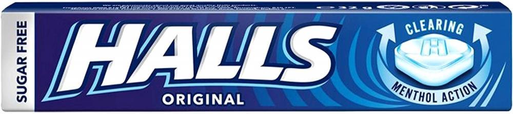 Halls Sugar Free Original 32g