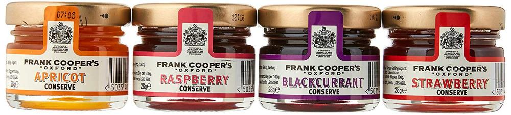 Frank Coopers Assorted Conserve 28g Lucky Dip
