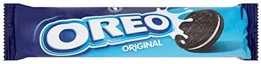 Oreo Original Vanilla Biscuits 154 g