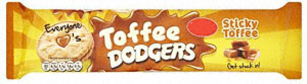 Toffee Dodgers 140g
