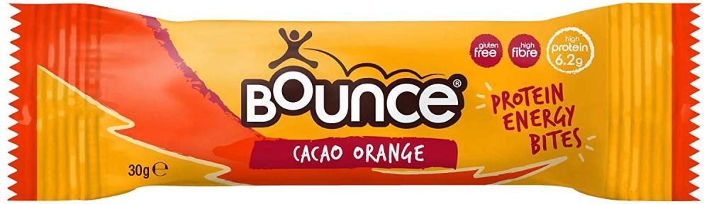 Bounce Protein Energy Bites Cacao Orange 30g