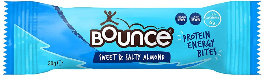 Bounce Protein Energy Bites - Sweet and Salty Almond 30g