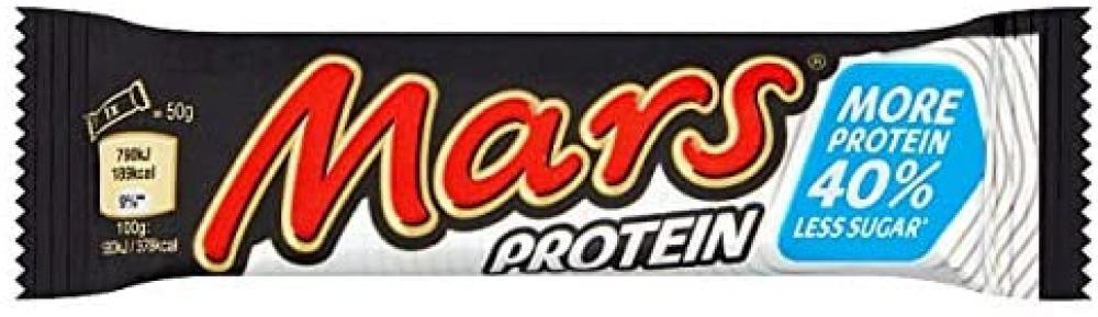 Mars High Protein Chocolate Bar 50g