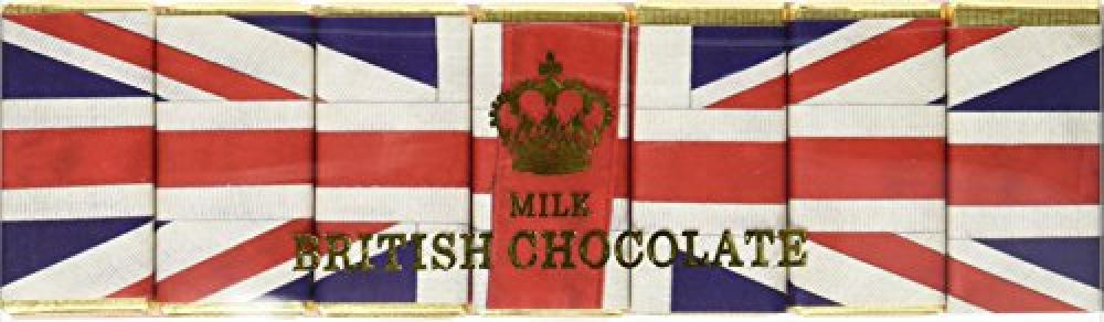 House Of Dorchester Flying The Flag Milk Chocolate 70 g