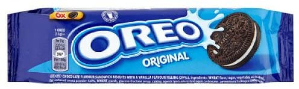 Oreo Chocolate Sandwich Biscuit Snack 66g