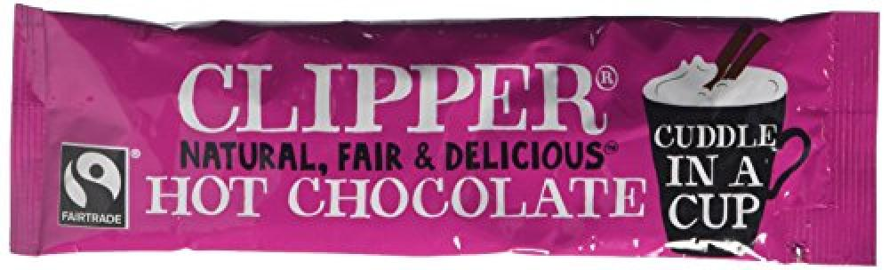 Clipper Organic Instant Hot Chocolate Sticks 28g