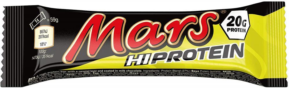 Mars Hi Protein Bar 59g