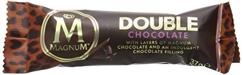 Magnum Double Chocolate Bar 37g