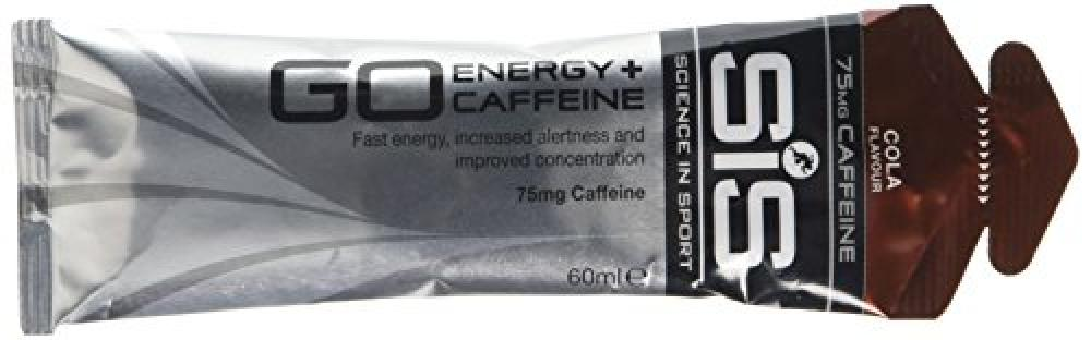 Science In Sport Go Isotonic Energy Gel with Caffeine 60 ml - Cola