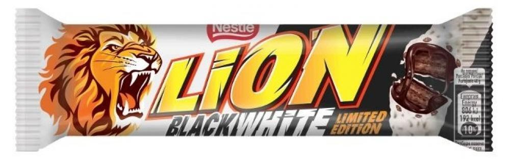 Nestle Lion Black and White 40g