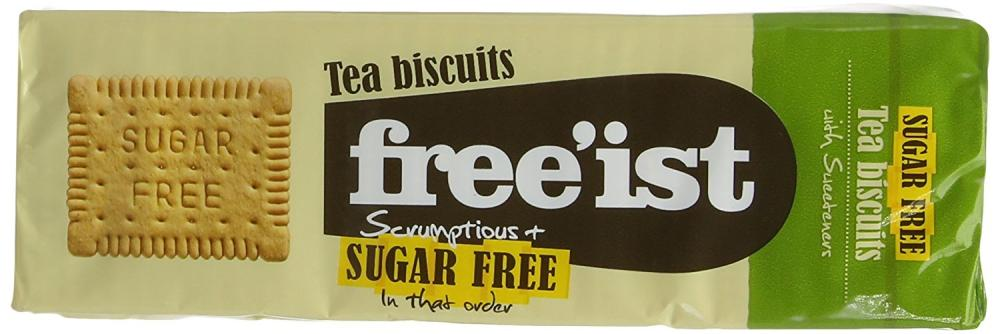 Freeist Sugar Free Tea Biscuits 150g