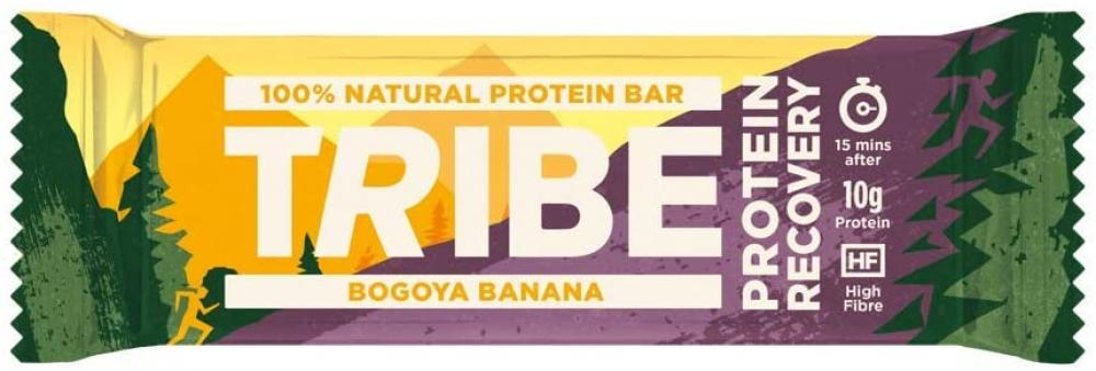 Tribe Nutrition Natural Protein Bar Bogoya Banana 58 g