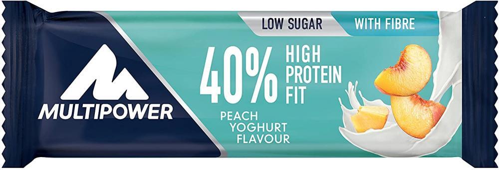 Multipower Protein Bar Peach Yoghurt Flavour 35 g