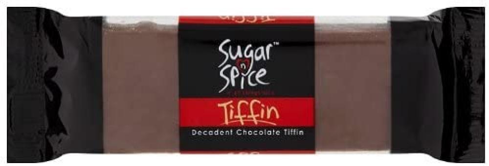 Sugar N Spice Decadent Chocolate Tiffin Bar 70g