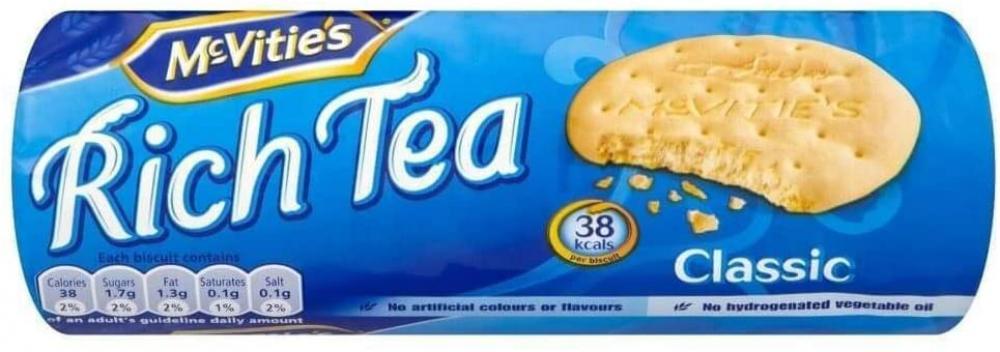 McVities Rich Tea 200g