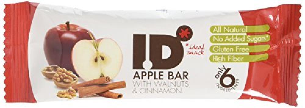 Figourmet Apple Bar with Walnuts 35gr