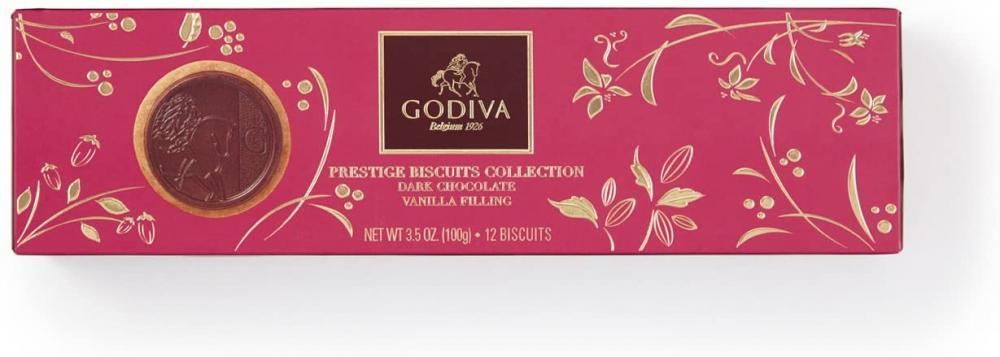 Godiva Prestige Biscuits Collection 100 g