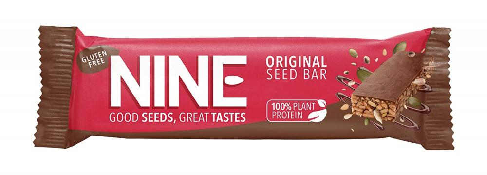 NINE Original Seed Bar 40g