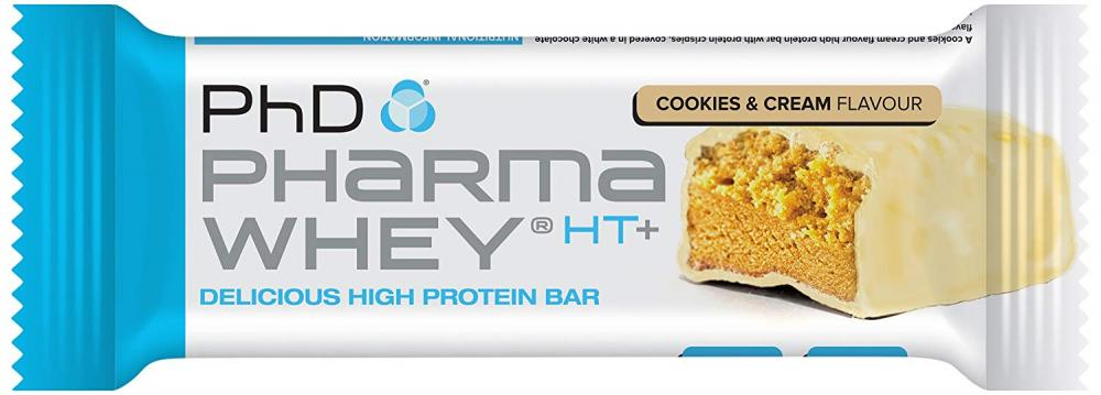PhD Nutrition Pharma Whey HT Cookies and Cream 75 g