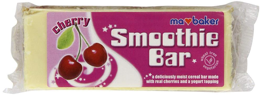 Ma Baker Giant Bar Cherry And Yogurt 100g
