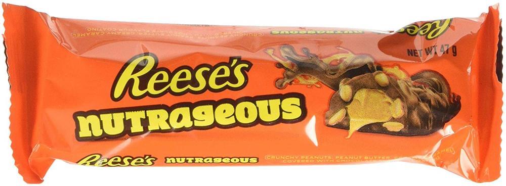 Reeses Nutrageous Bar 47g