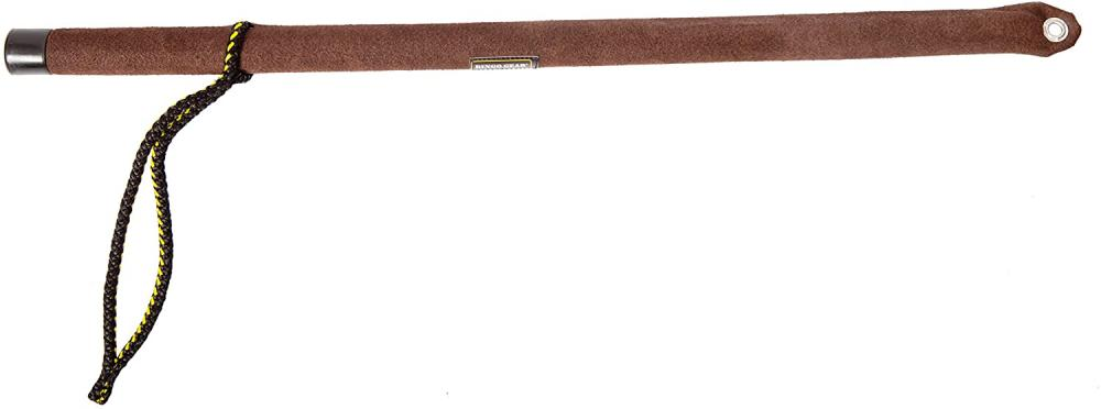 SALE  Dingo Gear Dog Training Stick For Obedience Training Brown Suede