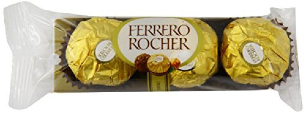 Ferrero Rocher 3 Pack 37.5g