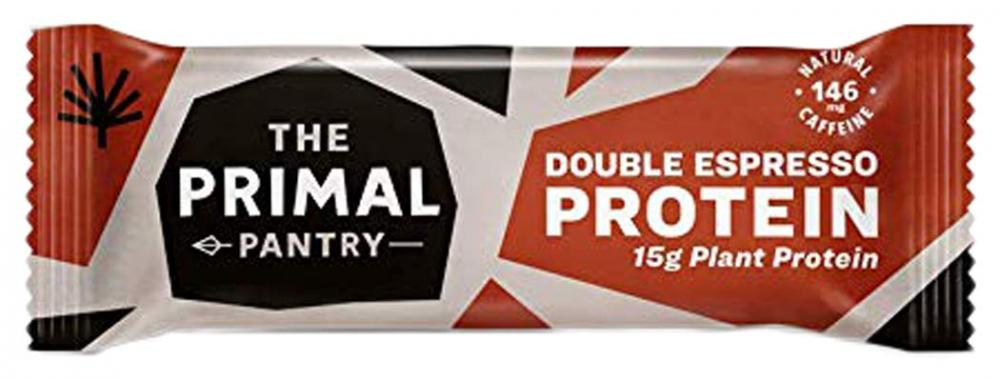 The Primal Pantry Double Espresso High Protein Snack Bar 55 g