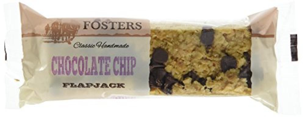 Fosters Chocolate Chip Flapjack 100 g