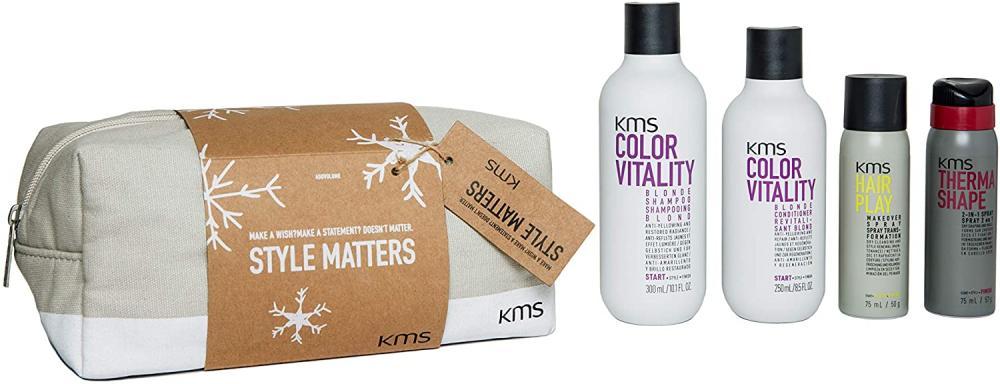 KMS Add Volume Style Matters Gift Set
