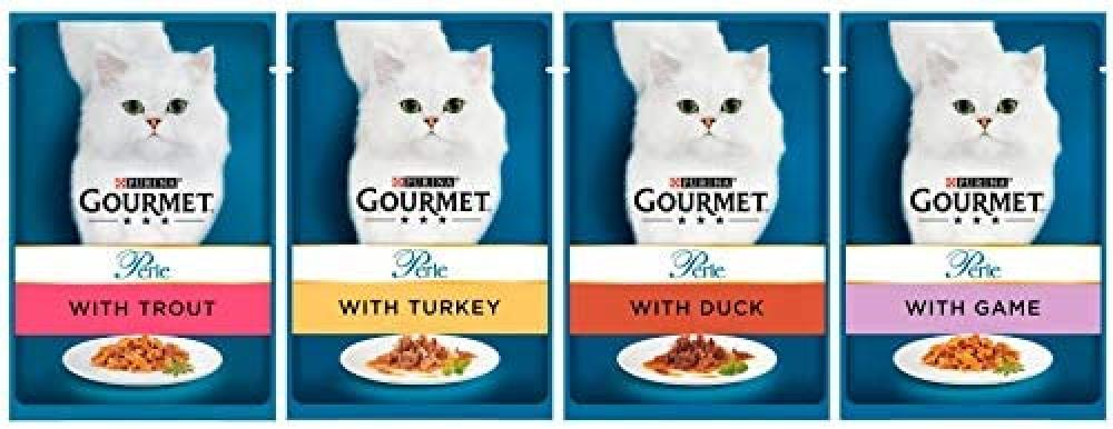 Purina Wet Cat Food Perle Country Medley 85g LUCKY DIP