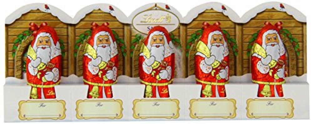 Lindt Mini Santas 50g